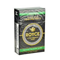 Royce Platinum Diesel Ultra-Premium Hemp Pre-Rolls | Wholesale Distributor